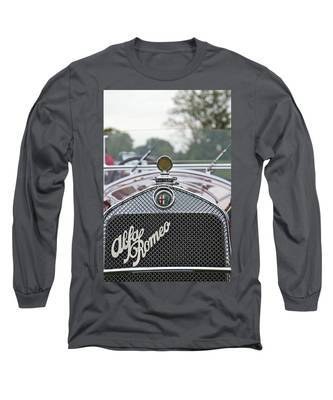 1931 Alfa Romeo Long Sleeve T-Shirt