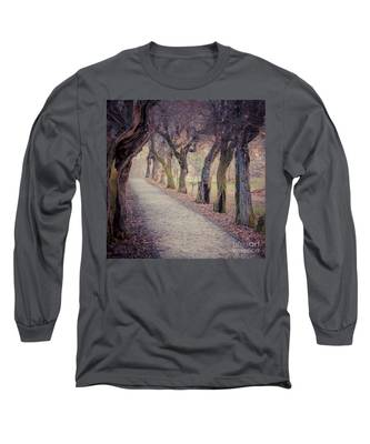 Alley - Square Long Sleeve T-Shirt
