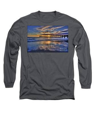 Beautiful Cayucos Long Sleeve T-Shirt