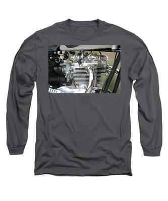 Clean Machine Long Sleeve T-Shirt