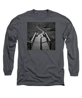 Coulee Stairs Long Sleeve T-Shirt