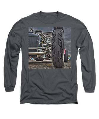 Ford In Hdr Long Sleeve T-Shirt