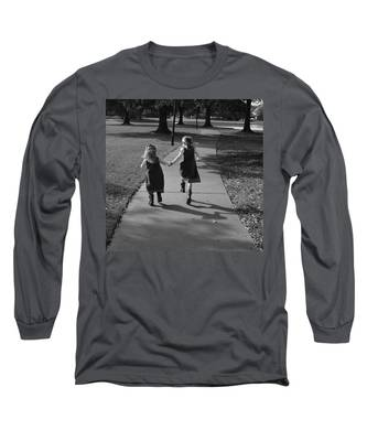 Friends Forever Long Sleeve T-Shirt