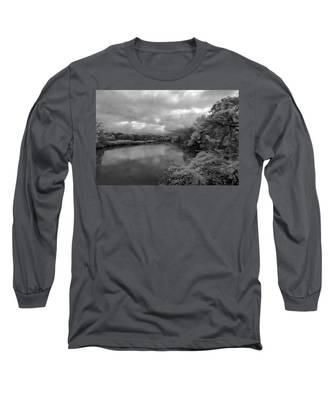 Hackensack River Long Sleeve T-Shirt