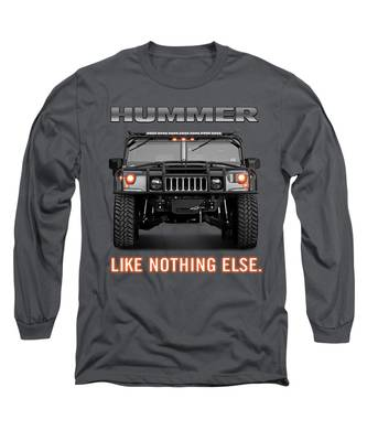 Hummer Long Sleeve T-Shirts