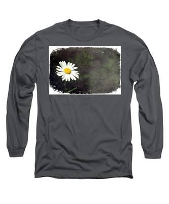 Lonesome Daisy Long Sleeve T-Shirt