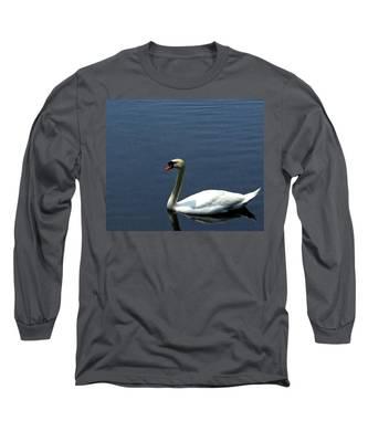 Lonesome Swan Long Sleeve T-Shirt