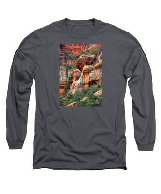 Sedona Stripes Long Sleeve T-Shirt