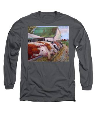 The Trought Long Sleeve T-Shirt