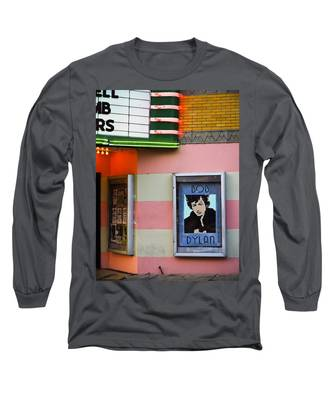 Long Sleeve T-Shirt featuring the photograph Troubadour by Skip Hunt