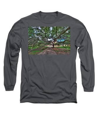 Under The Century Tree Long Sleeve T-Shirt