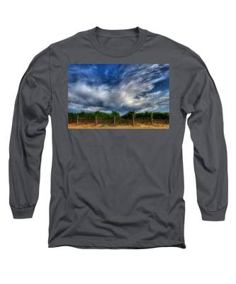 Vineyard Storm Long Sleeve T-Shirt