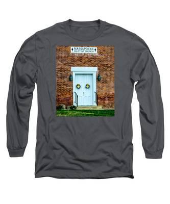 Fredericksburg Baptist Church Long Sleeve T-Shirts