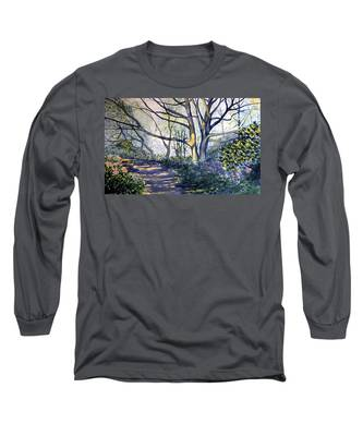 Halfway There Dane's Dyke Long Sleeve T-Shirt