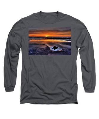 Heart Of The Central Coast Long Sleeve T-Shirt