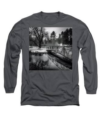 Fade To Black Long Sleeve T-Shirt