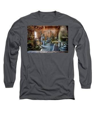 Idle Long Sleeve T-Shirt