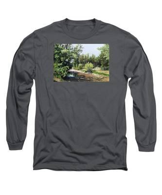 A Last Drink Long Sleeve T-Shirt