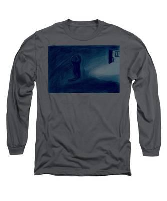 Agony Of The Outside World 1 Long Sleeve T-Shirt