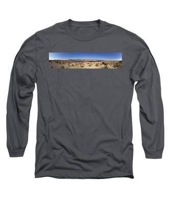 Beginnings Of Life Long Sleeve T-Shirt
