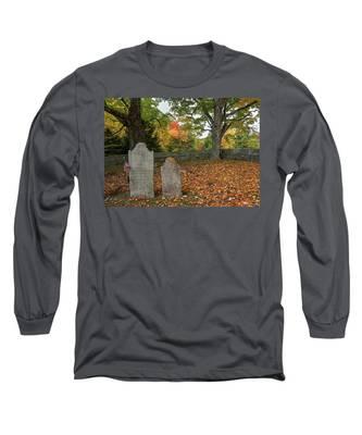 Benjamin Butler Grave Long Sleeve T-Shirt