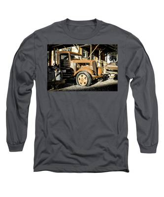 Vintage 1935 Chevrolet Long Sleeve T-Shirt
