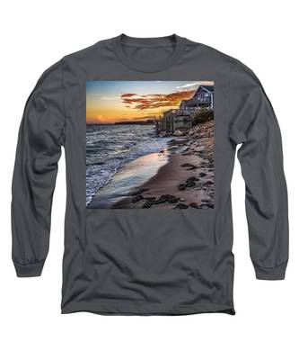 Cape Cod September Long Sleeve T-Shirt