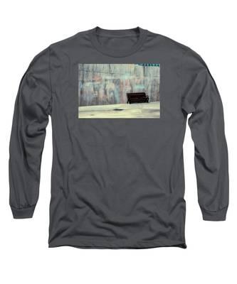 Chalk N Bench Long Sleeve T-Shirt