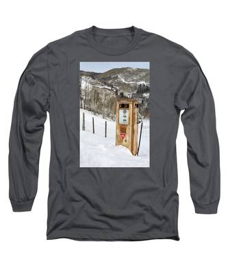 Conoco In The Snow Long Sleeve T-Shirt