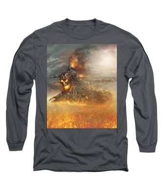 Devils Train 2 Long Sleeve T-Shirt