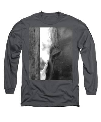 Don't Be Afraid Long Sleeve T-Shirt