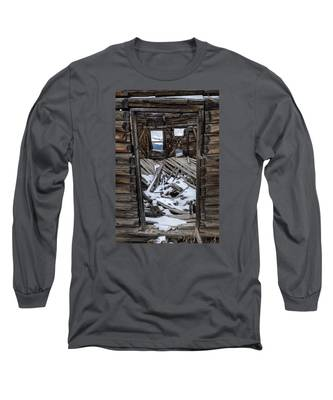 Doorway To The Past Long Sleeve T-Shirt
