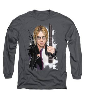 Music Rock Guns N Roses Long Sleeve T-Shirts