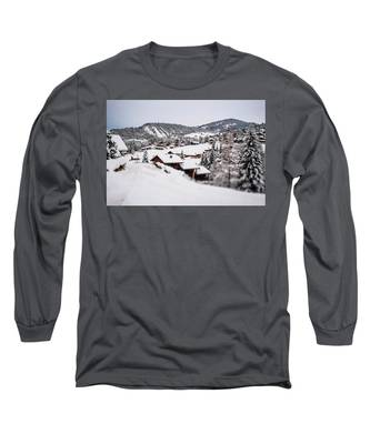 From A Distance- Long Sleeve T-Shirt