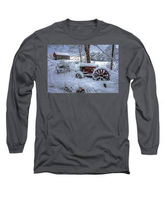 Frozen Relics Long Sleeve T-Shirt