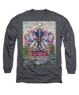 Fengshui Long Sleeve T-Shirts