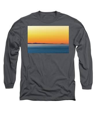 Golden Sunset Series I Long Sleeve T-Shirt