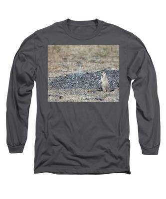 Having A Look Long Sleeve T-Shirt