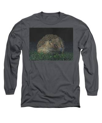 Hedgehog Long Sleeve T-Shirt