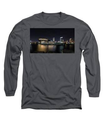 Jamaica Bay Long Sleeve T-Shirt