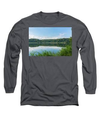 Lake Junaluska #3 September 9 2016 Long Sleeve T-Shirt