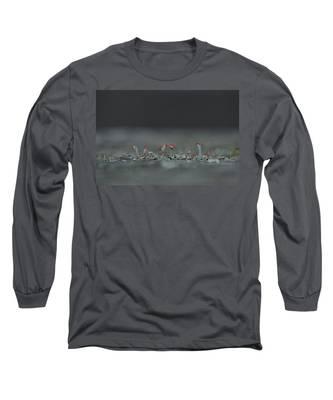 Lichen-scape Long Sleeve T-Shirt