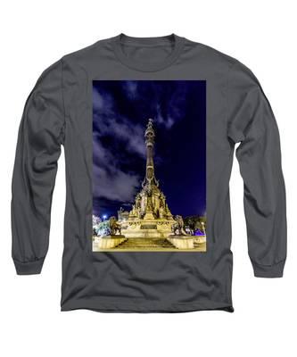 Mirador De Colom Long Sleeve T-Shirt
