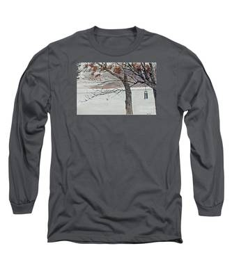 Music Of The North Wind Long Sleeve T-Shirt