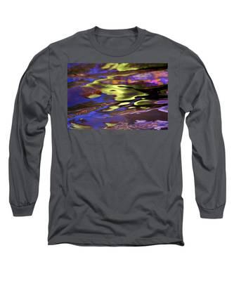Mystic Topaz Long Sleeve T-Shirt