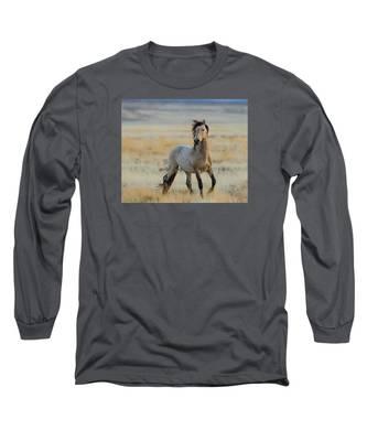 New Stallion Long Sleeve T-Shirt