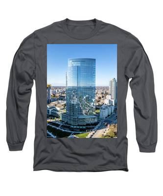 Northwestern Mutual Tower Long Sleeve T-Shirt