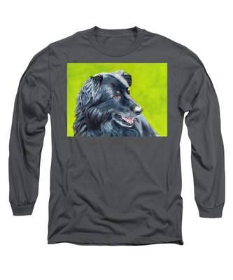 Old Shep Long Sleeve T-Shirt