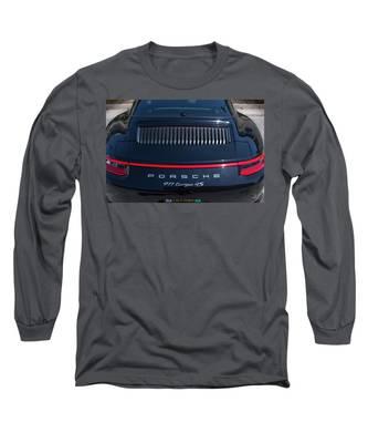 Porsche 911 Targa 4s Long Sleeve T-Shirt