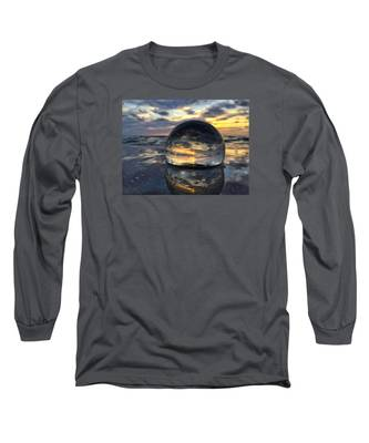 Reflections Of The Crystal Ball Long Sleeve T-Shirt